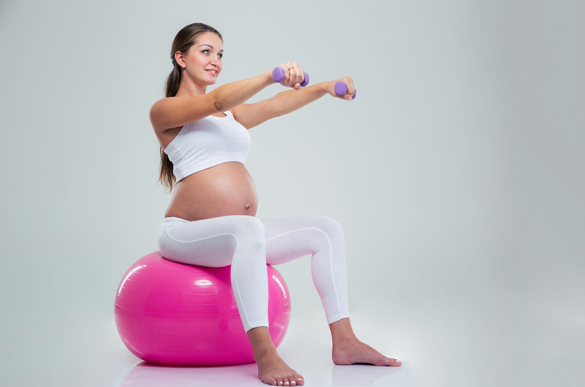 Ejercicio físico para embarazadas