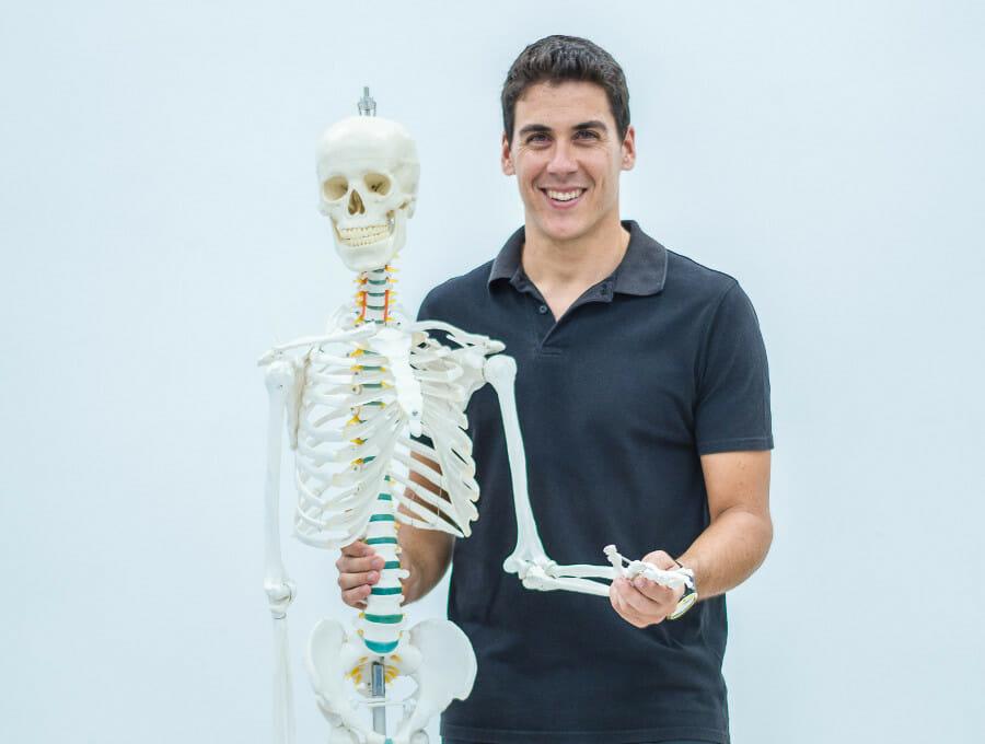 Estructura del hombro y cómo reforzar su musculatura